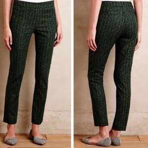 Anthro Cartonnier Dress Pants Size 2